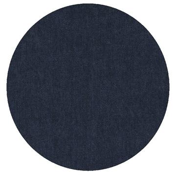 Quiltet jerseystof, camelfarvet, pr. 0,25 m.