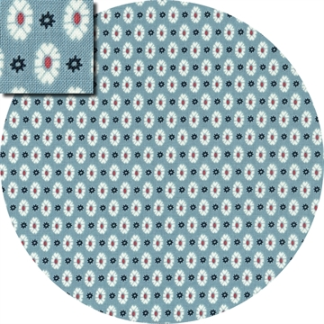 4265c140 Bomuldsstof, Equestrian Cash, Michael Miller Fabrics, pr. 0,25 m.