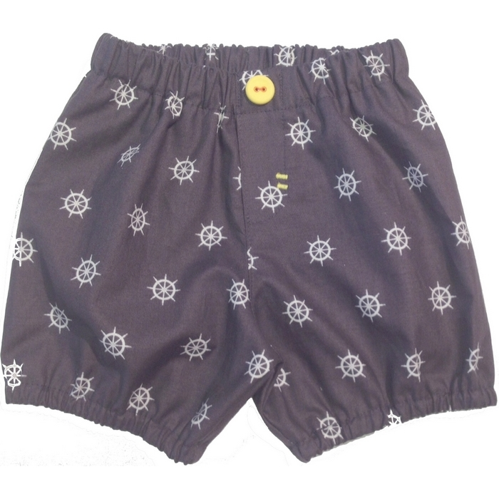 Baby Bloomers Shorts med snydegylp